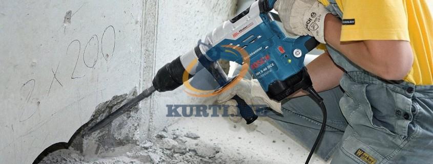 къртене на отвор в бетон в софия